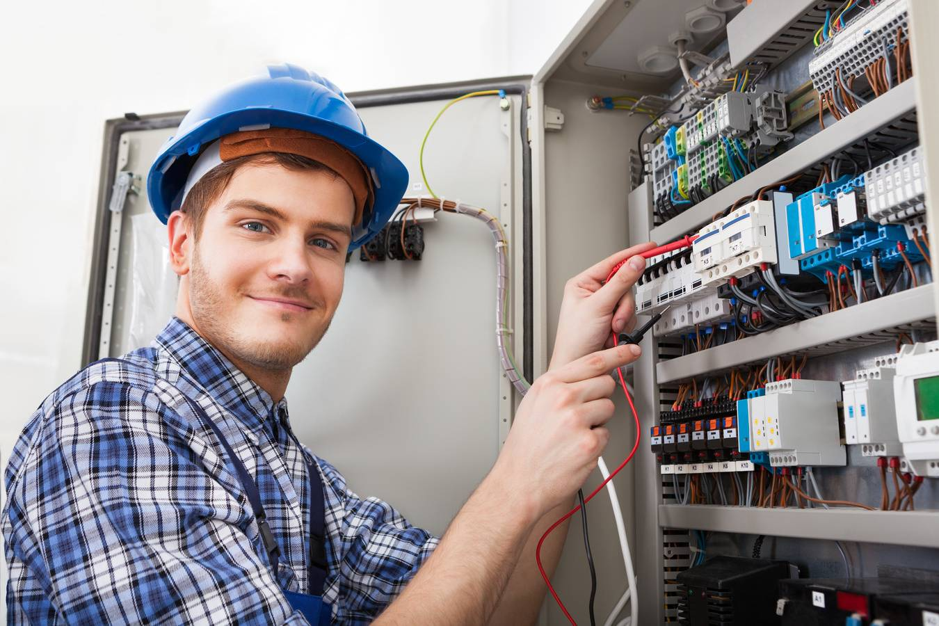 Industrieelektriker - Betriebstechnik